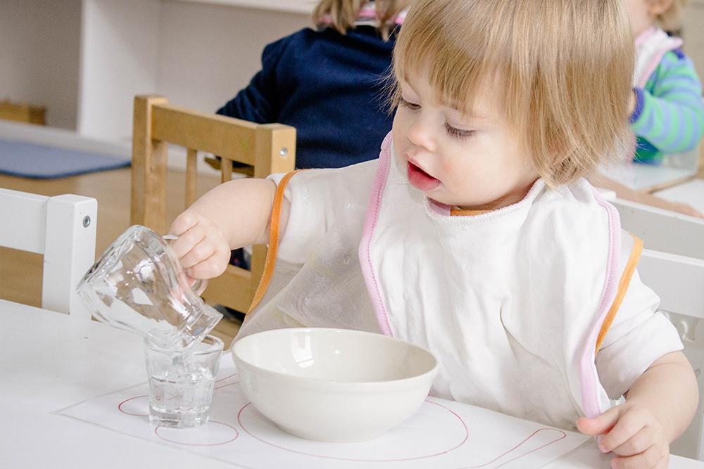 Montessori Kleinkind